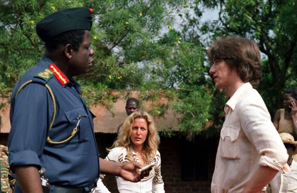 El último rey de Escocia: un psicópata al mando de Uganda
