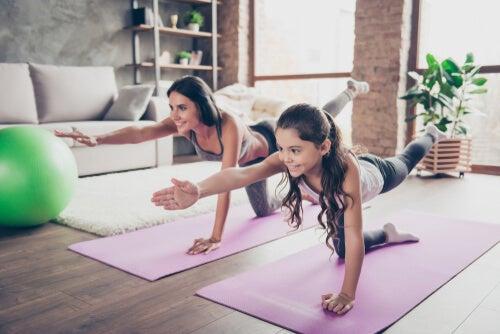 Los beneficios del deporte virtual en niños