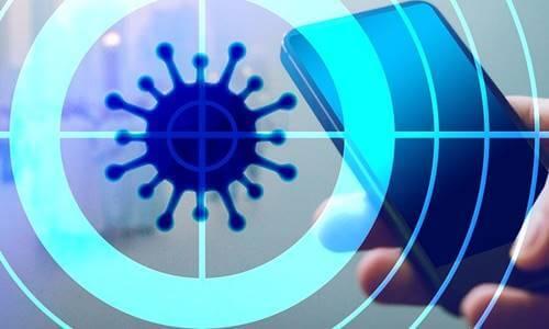 Imagen representando las Medidas tecnológicas para controlar el coronavirus