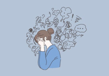 La mente en crisis: el laberinto del pensamiento caótico