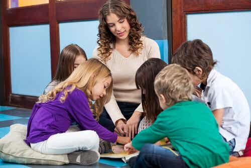 ¿Qué es un árbol de valores en educación infantil?