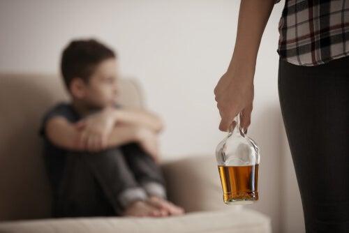 El alcoholismo de un padre desde la mirada de un hijo