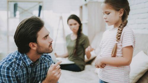 Las luchas de poder destruyen la relación con tus hijos