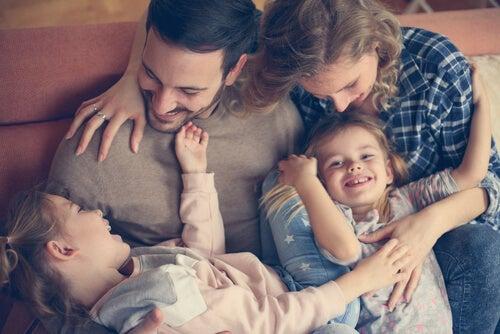 Ser padres durante el COVID-19