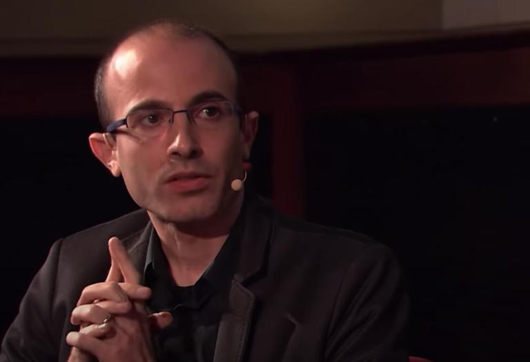 """La pandemia vista por Yuval Harari: """"nunca volveremos al mundo de antes"""""""