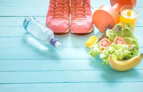 Llevar una vida saludable no (solo) es cuestión de intención