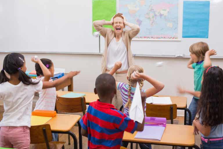 5 claves para lidiar con los problemas de conducta en el aula