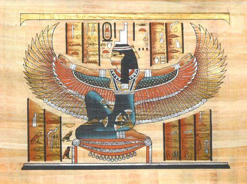 Jeroglífico egipcio