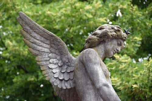 El mito de Tánatos, dios de la muerte