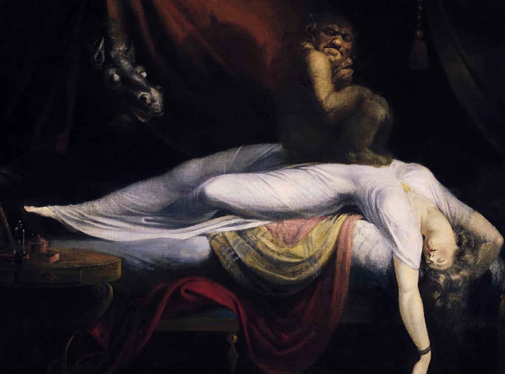 Íncubos y súcubos: los fantasmas del sueño