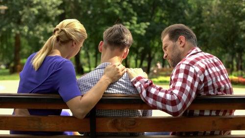 Los tipos de reglas familiares: reconocidas, implícitas y secretas