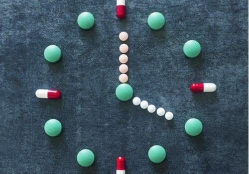 Cronofarmacología: el efecto de los fármacos regido por el tiempo