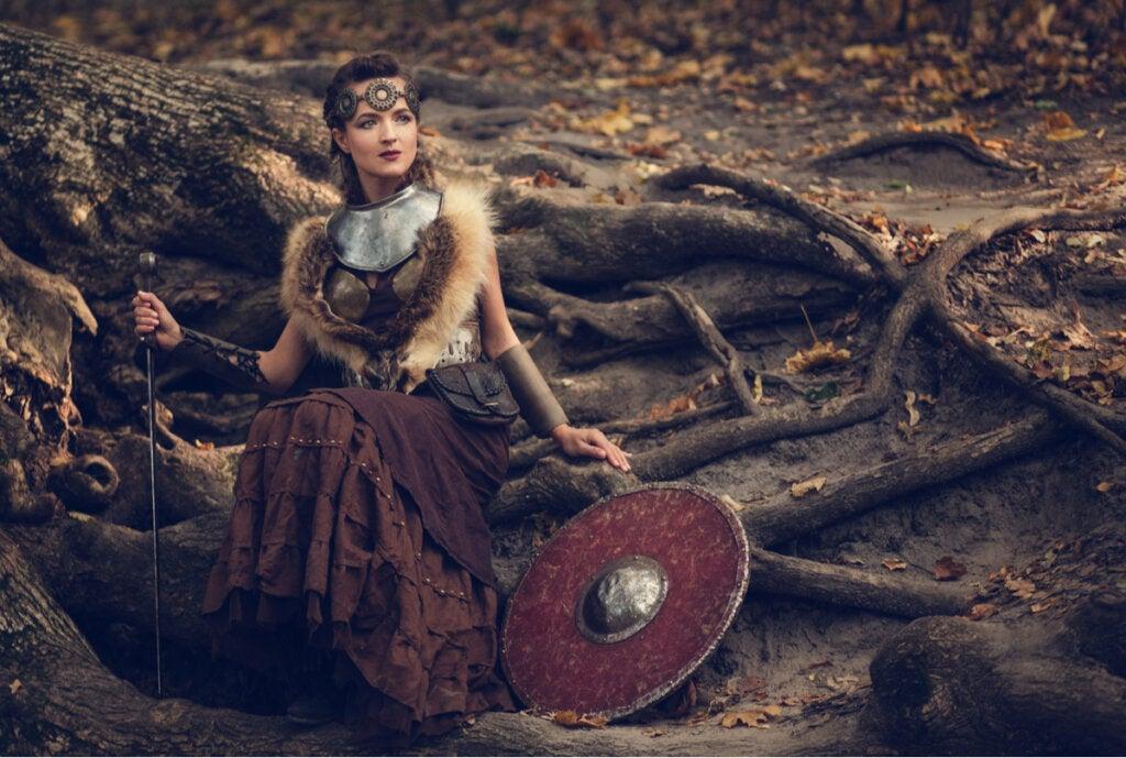 El mito de las amazonas, mujeres guerreras