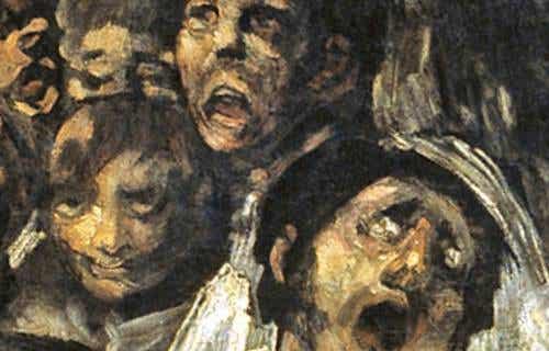 Los monstruos de la razón: psicología de las pinturas negras de Goya