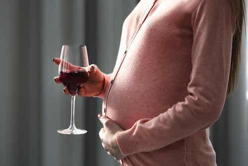 Trastornos del espectro alcohólico fetal
