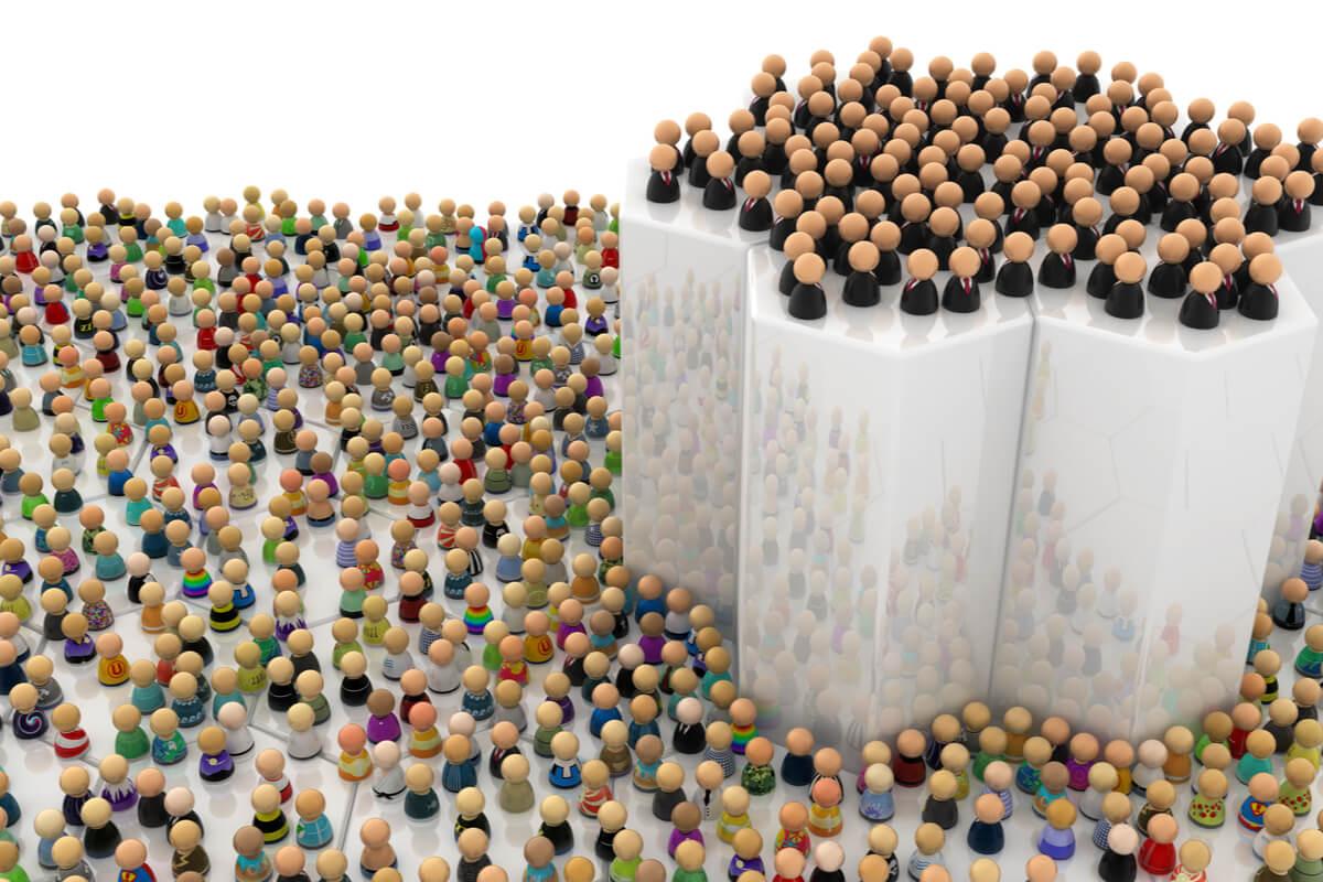 Grupos de personas en situación de desigualdad