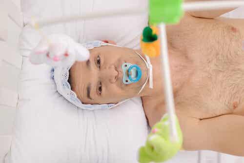 Autonepiofilia, ¿por qué hay adultos que se visten de bebés?
