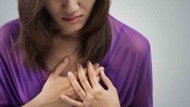 Taquicardia por ansiedad: el corazón acelerado