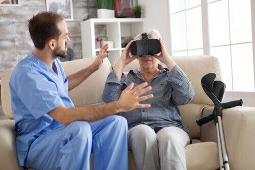 Realidad virtual aplicada al campo de las demencias