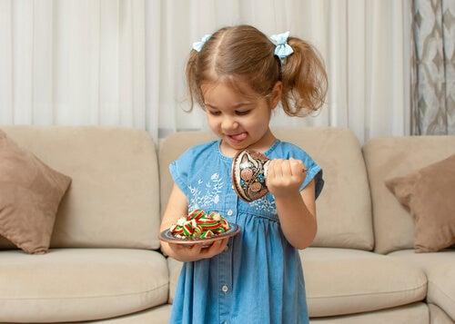 Fruit snack challenge: autocontrol en niños