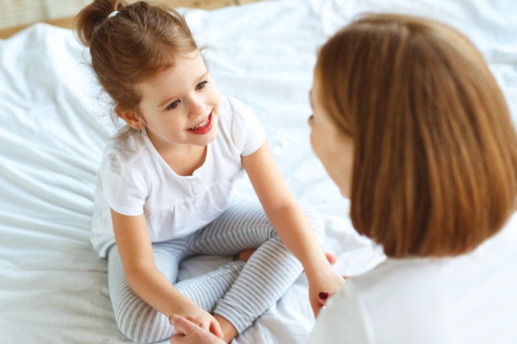 Cómo recuperar hábitos perdidos en niños
