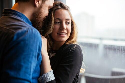 La relación con una pareja histriónica