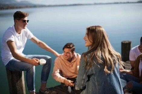 Presencia afectiva: cómo lograr que los demás se sientan a gusto conmigo