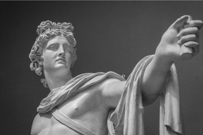 El mito de Apolo, el dios de las profecías