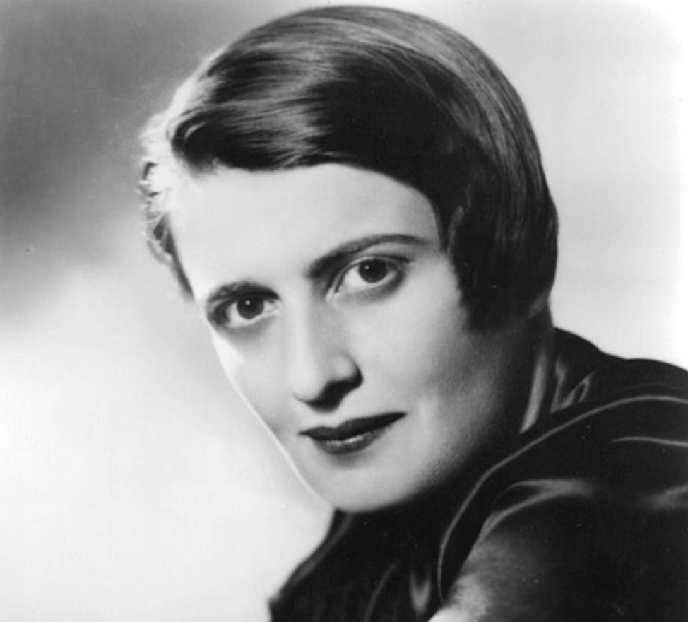 Ayn Rand: el icono intelectual del capitalismo