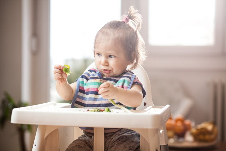 Baby Led Weaning: ¿cuáles son sus beneficios?