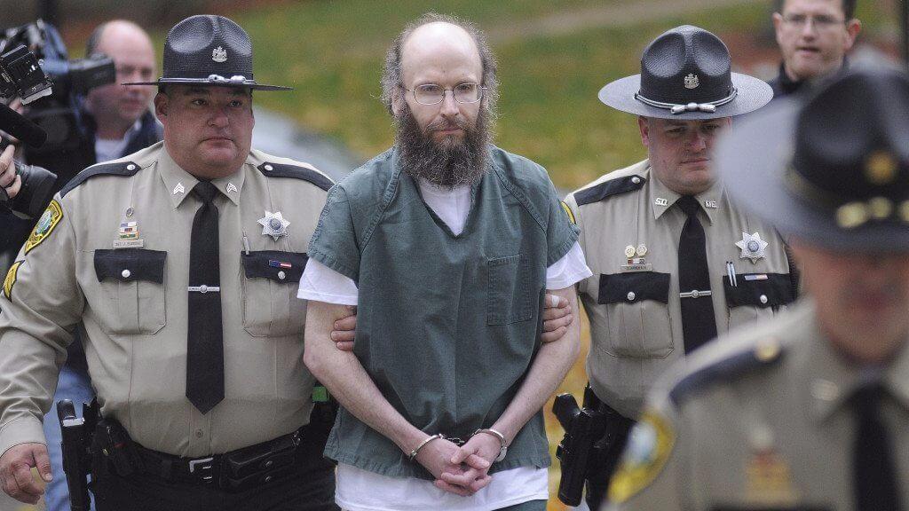 Detención de Cristopher Knight