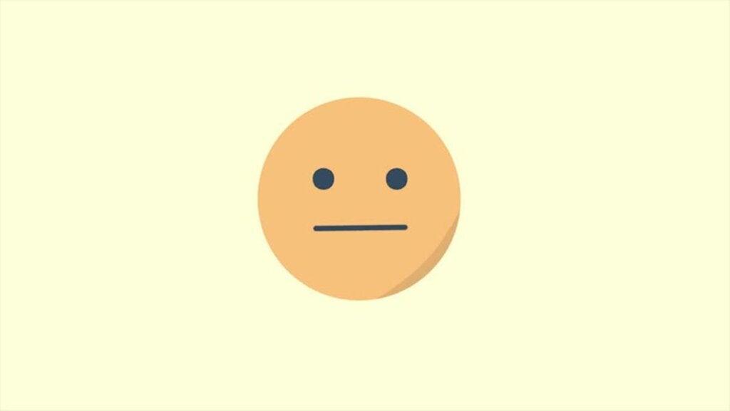 ¿Existen las emociones neutras?