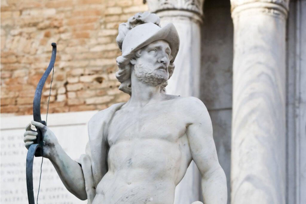 Escultura de Ares