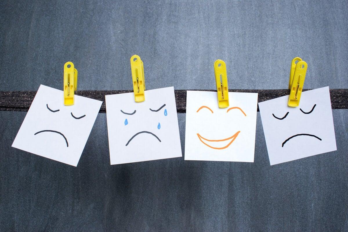 La relación entre las emociones y los sentimientos