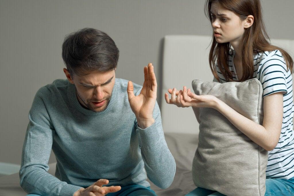 La hostilidad en una relación: el preludio del fin