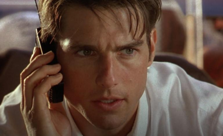 Jerry Maguire: cuando menos es más
