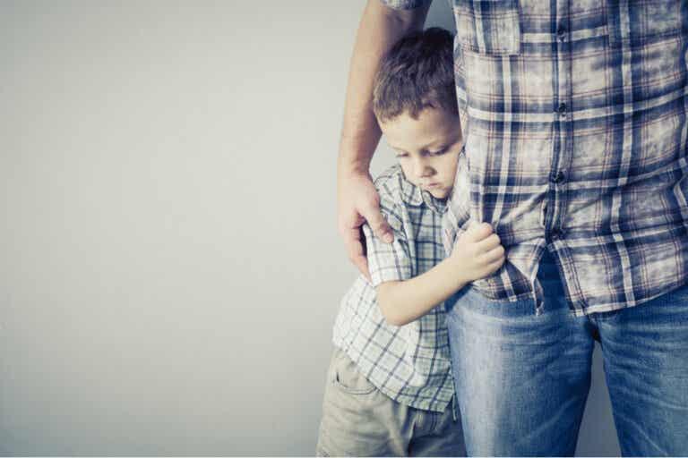 Cómo actuar cuando el niño tiene miedo