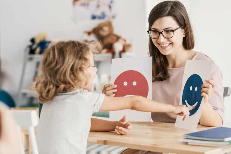 ¿Cómo es la psicoterapia en niños?