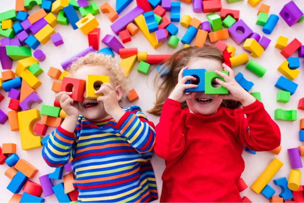 Estimulación cognitiva en la infancia