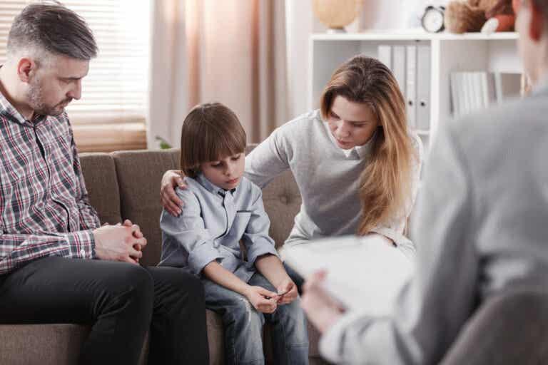 Chicos en terapia: una visión caótica de la disfuncionalidad