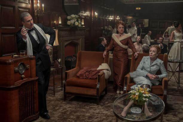 Personas en un salón