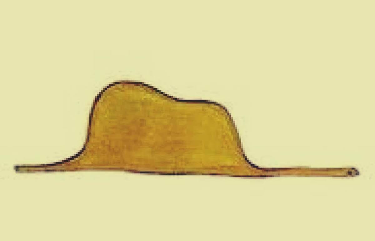 Sombrero de El Principito