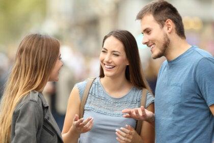 La ciencia identifica una nueva categoría de extrovertido
