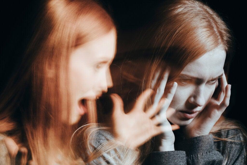 Chica con alucinaciones por consumir tusi