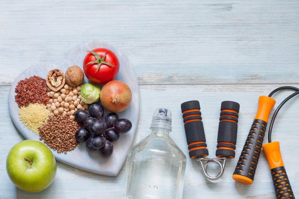 Los objetivos inteligentes para crear y mejorar los hábitos saludables