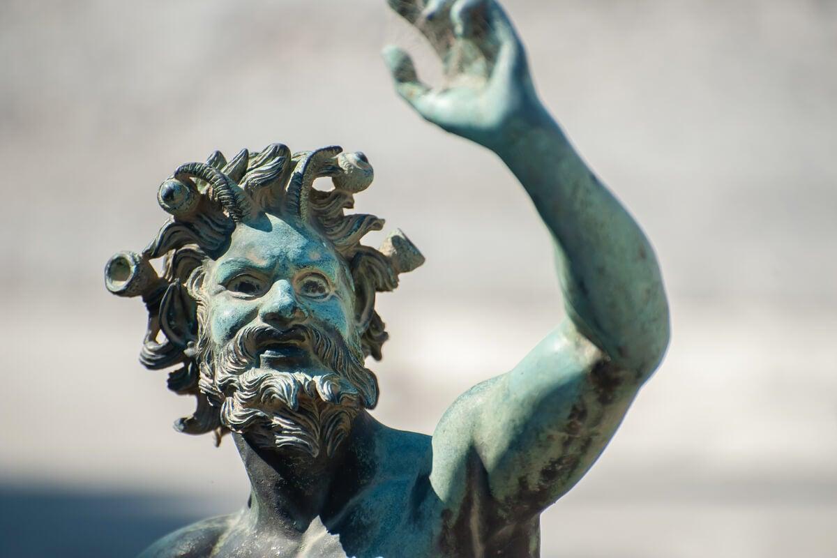 Estatua de Fauno
