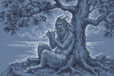 El mito del Fauno, dios de los bosques