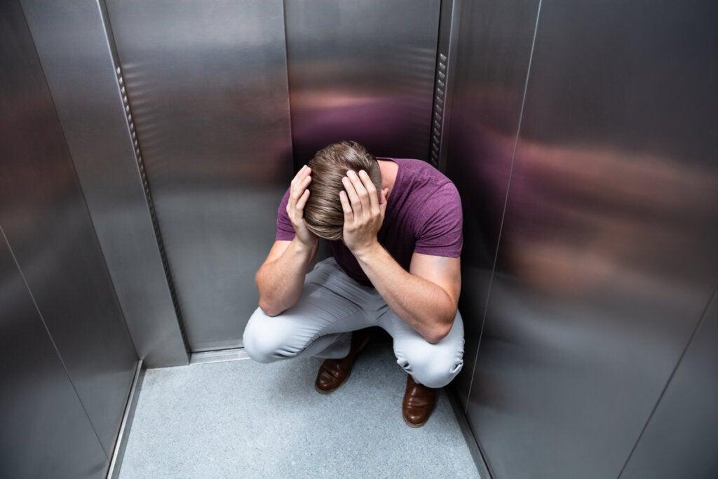 Fobia a los ascensores