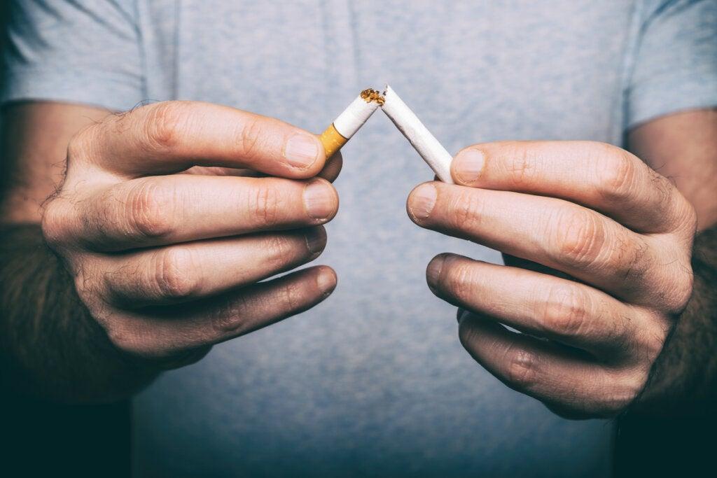 Ansiedad por dejar de fumar