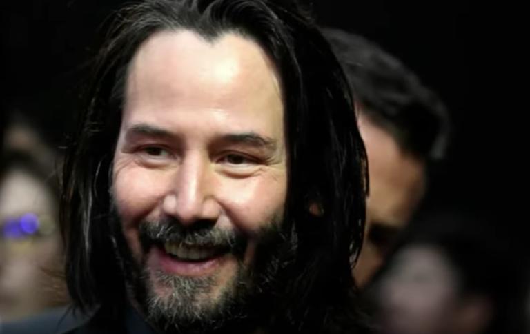 10 estupendas frases de Keanu Reeves